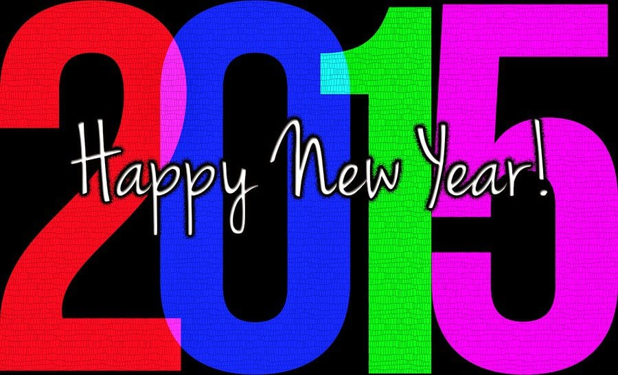 Happy New Year 2015 720